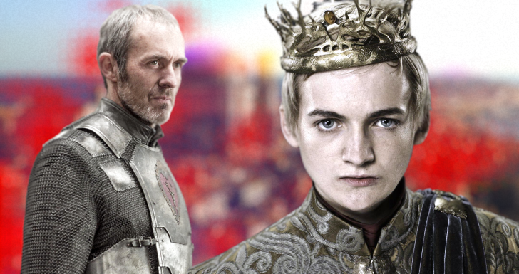 game of thrones stannis joffrey