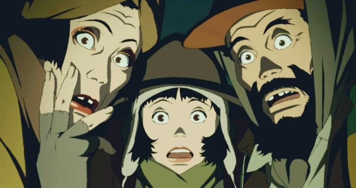 satoshi kon tokyo godfathers critica MONSTRA
