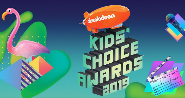 Nickelodeon Kids Choice Awards 2019