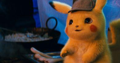 Pokémon Detetive Pikachu