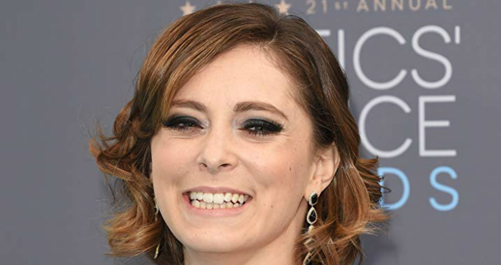 Rachel Bloom rowling