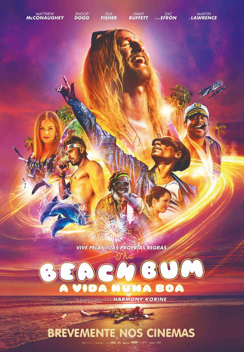 The Beach Bum: A Vida Numa Boa