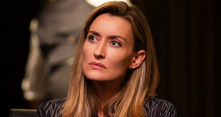 Natascha McElhone The First