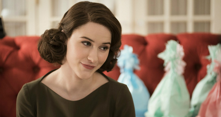 the marvelous mrs maisel | © Amazon
