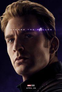 Steve Rogers/Captain America | Vingadores: Endgame