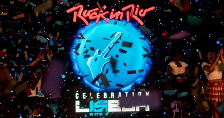 Celebration Year - Lisboa 15 Anos - Rock In Rio 2019