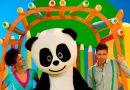 "Canal Panda lança CD e DVD ""Escola do Panda"""
