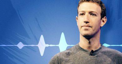 Facebook aposta em assistente de voz