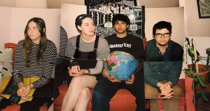 Entrevista a Frankie Cosmos (Galeria Zé dos Bois)