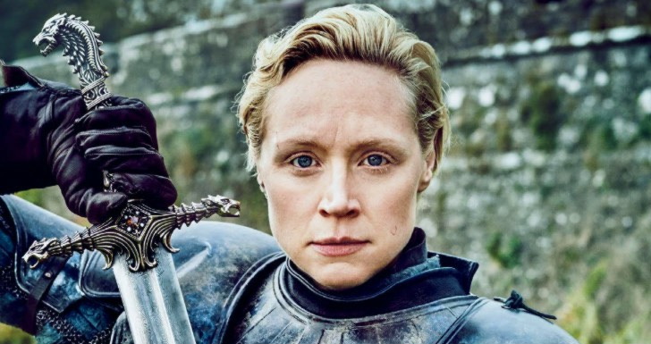 game of thrones a guerra dos tronos brienne de tarth