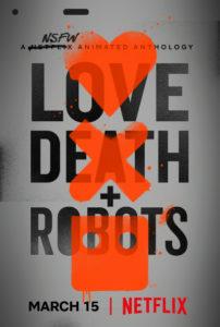 Love Death & Robots Poster