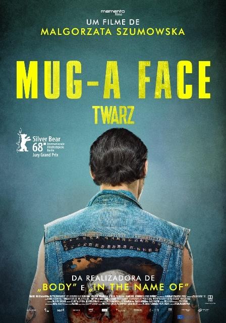 Mug - A Face