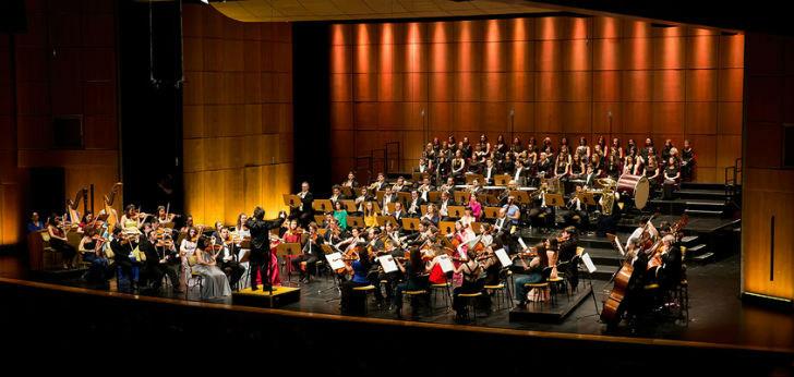 Orquestra Sinfónica Metropolitana Dias da Música