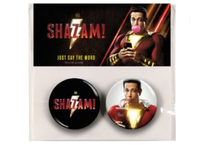 Pins SHAZAM!