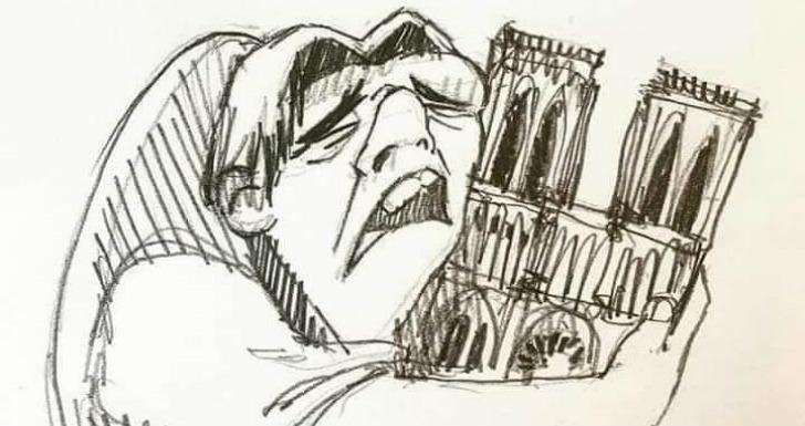 Quasimodo notre dame