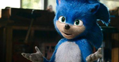 Sonic - o Filme (Sonic The Hedgehog)