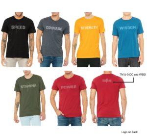 T-shirts Sortidas Homem SHAZAM!