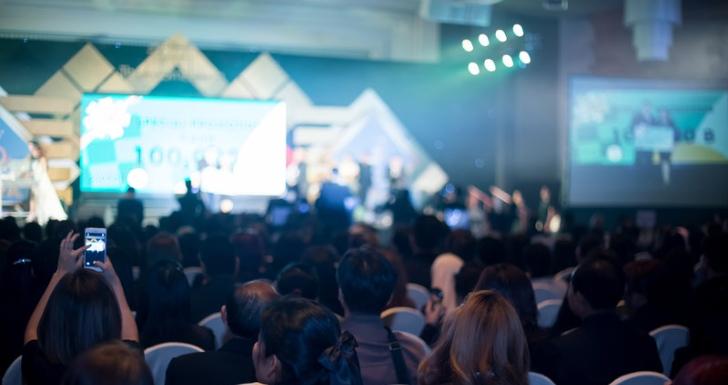 Tendências de tecnologias para eventos