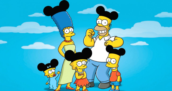 Disney+ The Simpsons