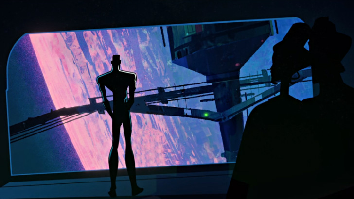 Zima Blue - Love, Death & Robots