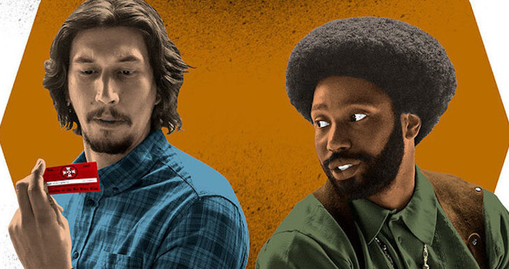 Adam Driver e John David Washington Filmes na TV