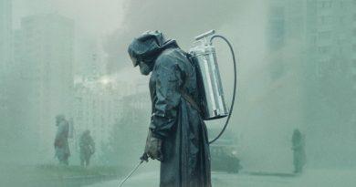 Chernobyl, da HBO é a série mais bem classificada de sempre