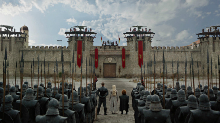 Game of Thrones - Kings Landing