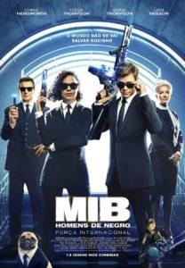 MIB: Homens de Negro - Força Internacional