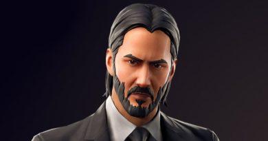 John Wick   Fortnite   Keanu Reeves