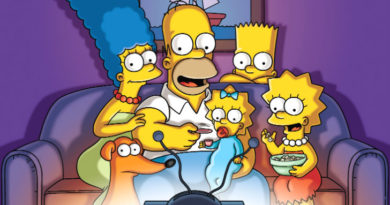 famílias The Simpsons