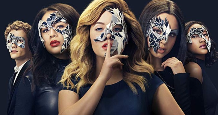 hbo portugal Pretty Little Liars: The Perfectionists
