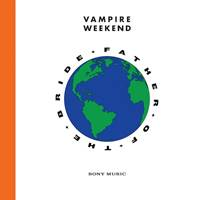 Vampire Weekend - Father of the Bride - capa