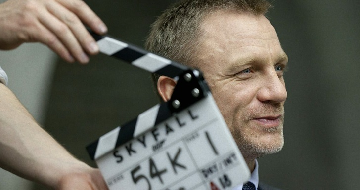 Daniel Craig James Bond 007 Bond 25