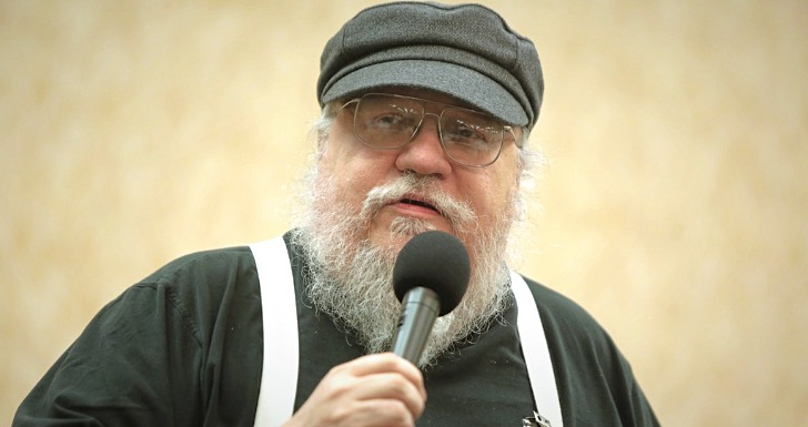 George R R Martin Game of Thrones