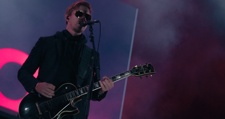 Interpol no Nos Primavera Sound 2019