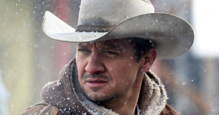 jeremy renner © Acacia Filmed Entertainment