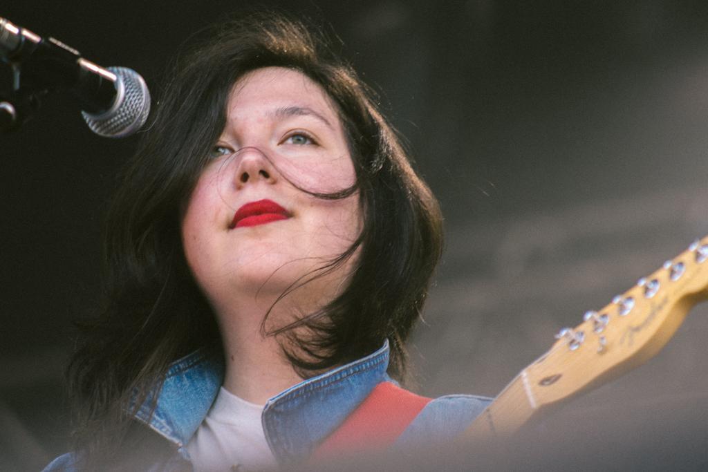 Lucy Dacus no Nos Primavera Sound 2019