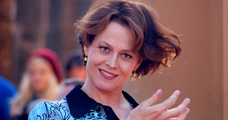 Ghostbusters 2020 Sigourney weaver | © Sharon Graphics