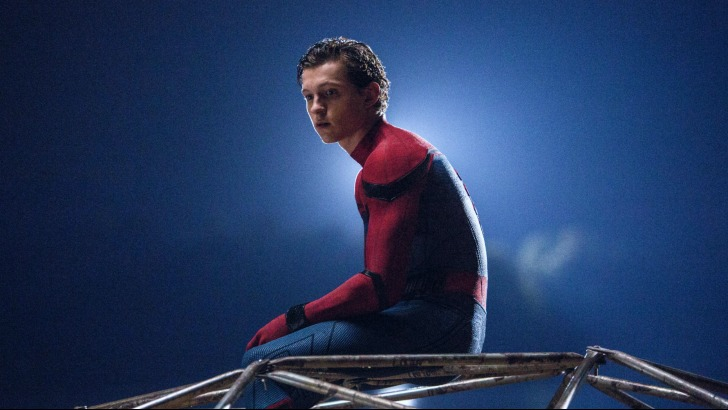 tom holland spider man regresso a casa
