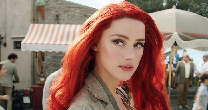 Amber Heard The Stand Aquaman Stephen King