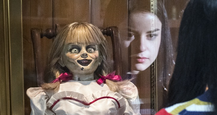 Annabelle 3: O Regresso a Casa | © @2019 Warner Bros. Ent. All Rights Reserved