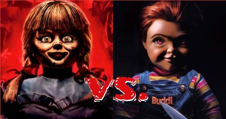 Annabelle vs Chucky