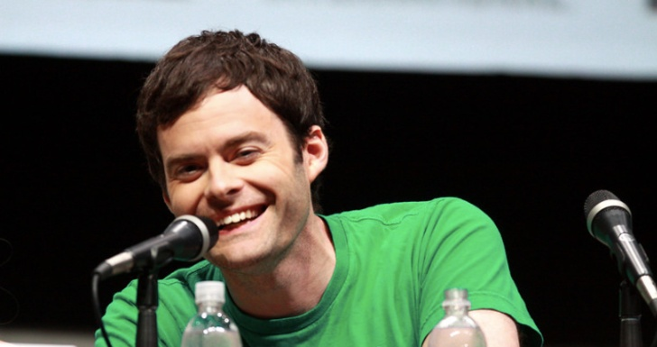 Bill Hader It: Capítulo 2