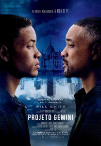 Projeto Gemini Will Smith