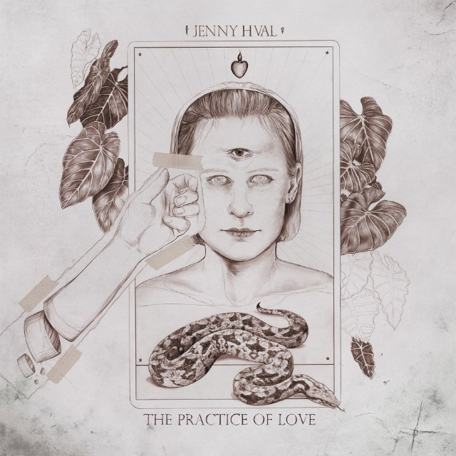 Jenny Hval - The Practice of Love - Ashes to Ashes