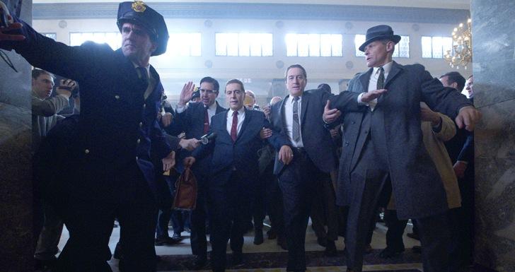 Netflix O Irlandes Martin Scorsese