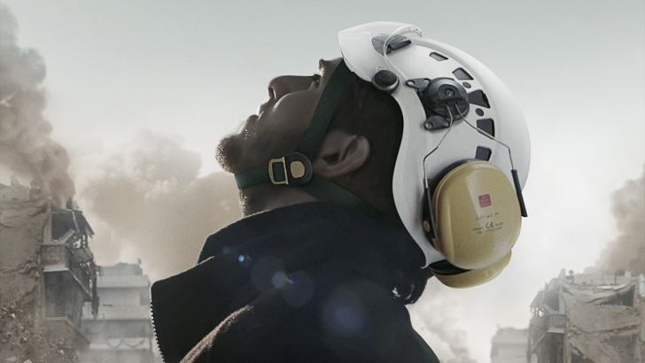 the white helmets oscares mhd