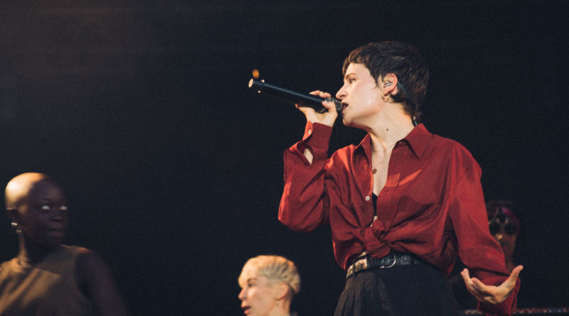 SBSR 2019: Christine and the queens©Margarida Ribeiro