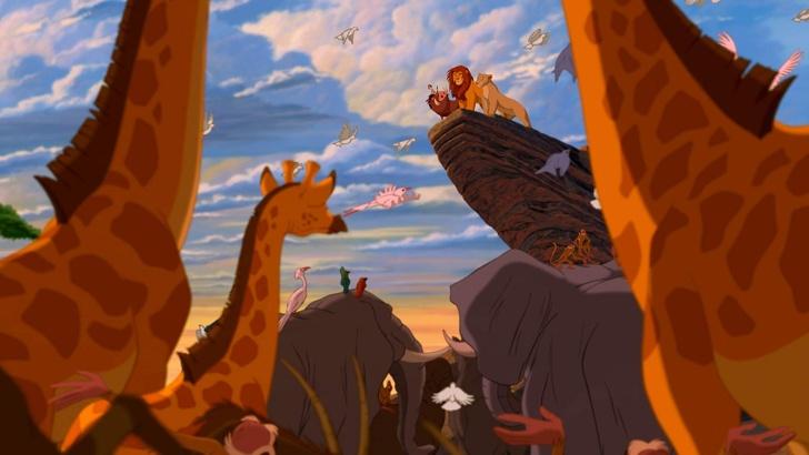 o rei leao plagio kimba