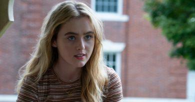 Kathryn Newton THE SOCIETY séries canceladas em 2020
